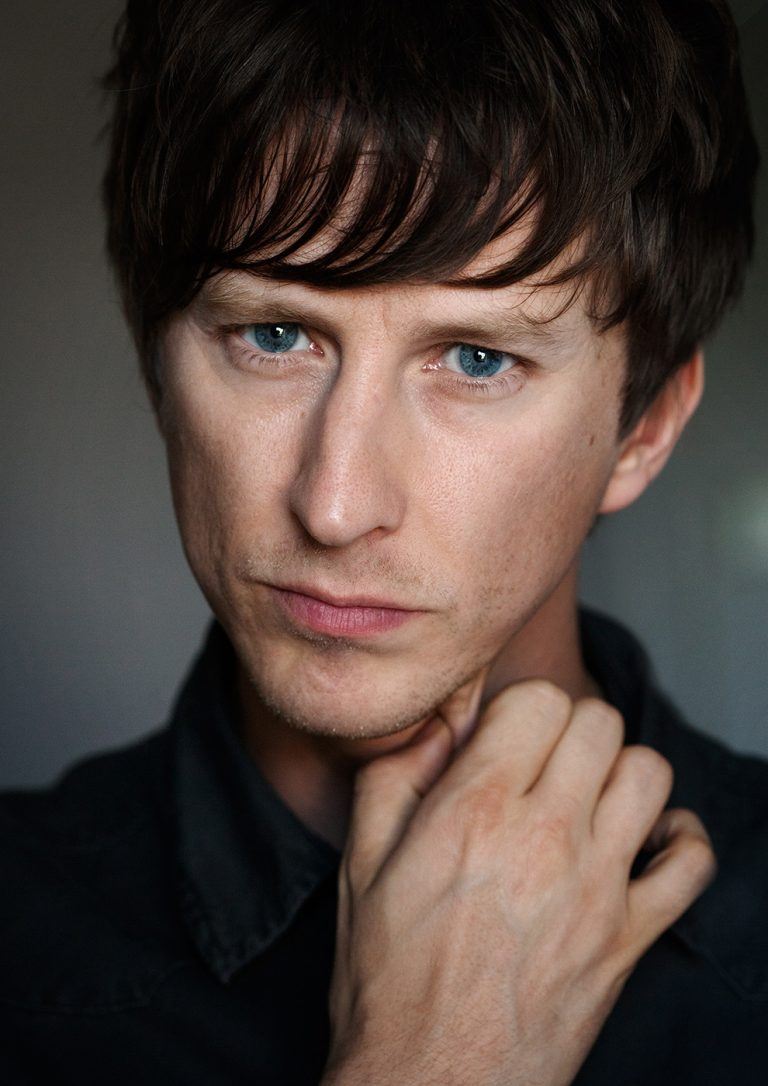 Lee Ingleby Portrait actor Photographer London
