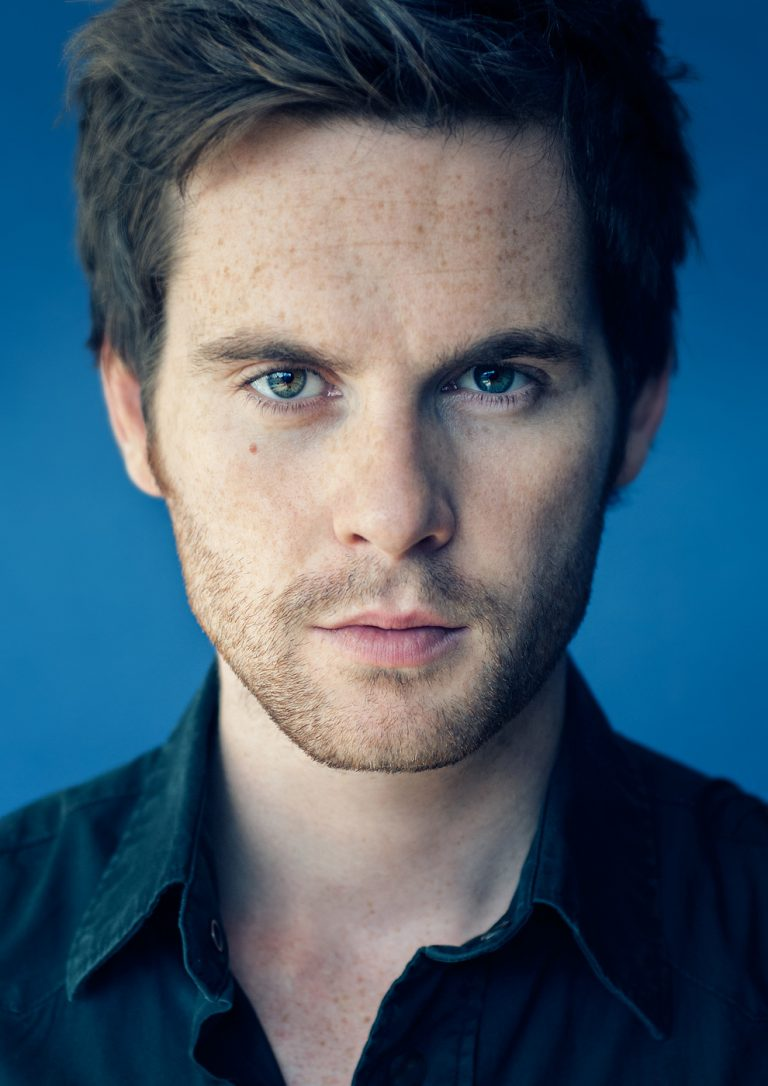 Tom Riley actor portrait photographer london