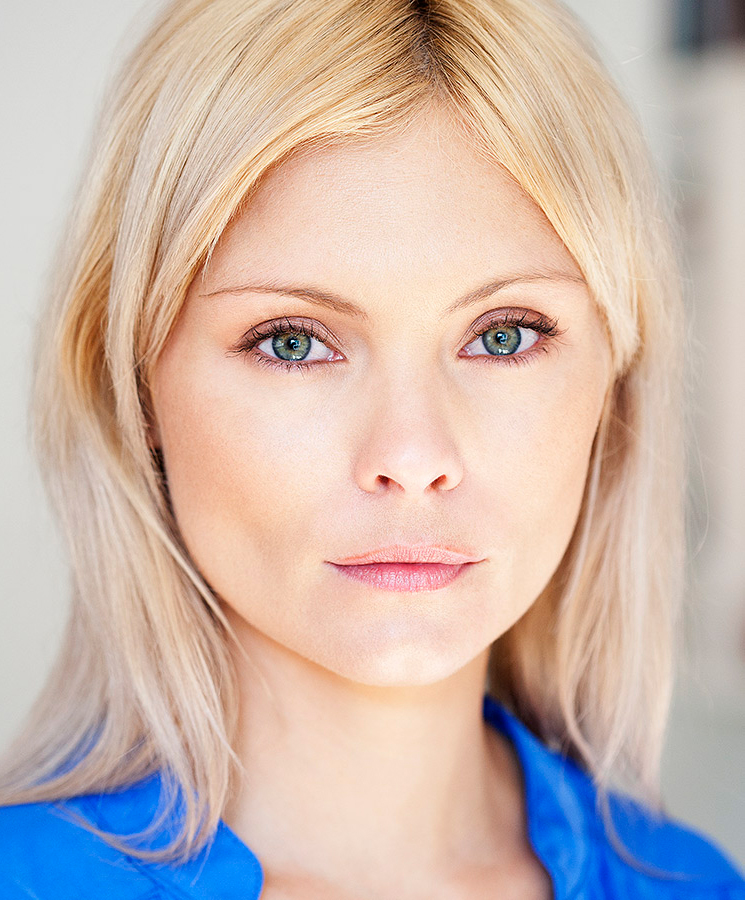 MyAnna Buring actors headshot london