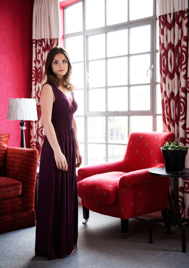 Charlotte Riley famous actress photographer london