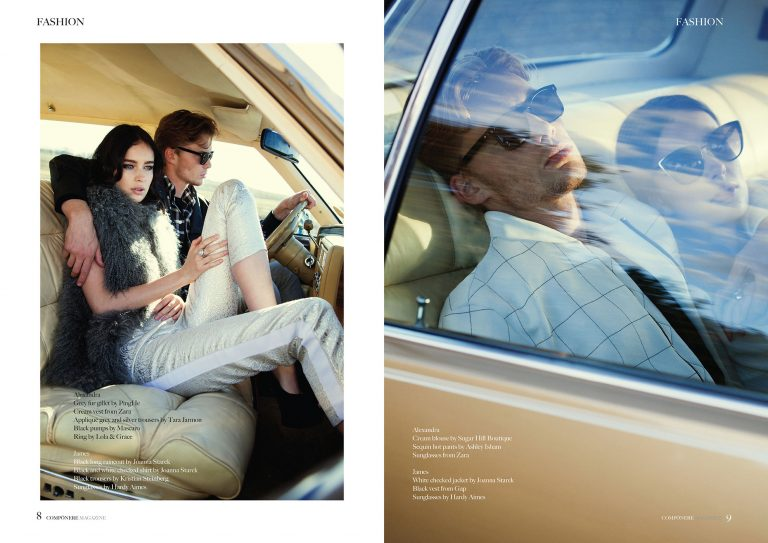 Editorial Magazine Fashion Photographer